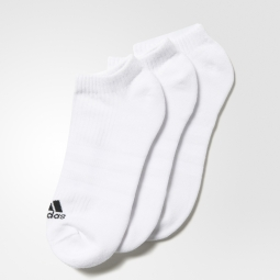 Socquettes adidas invisibles 3-Stripes (lot de 3 paires)