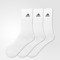 Chaussettes adidas fines performance lot de 3 paires 31 34