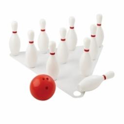 Bowling set de 10 quilles 38 cm 1 balle