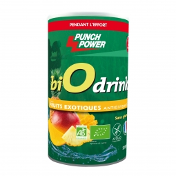 Image of Boisson biodrink punch power antioxydant fruits exotiques 500g