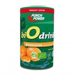 Boisson biodrink punch power antioxydant mandarine 500g