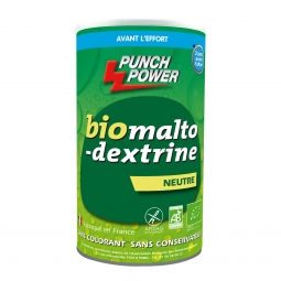 Boisson biomaltodextrine punch power neutre antioxydant 500g