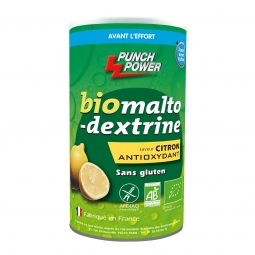 Boisson biomaltodextrine punch power citron antioxydant 500g