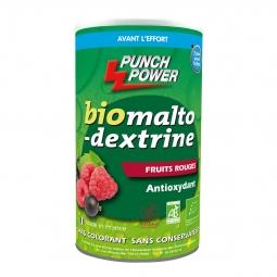 Boisson biomaltodextrine punch power fruits rouges antioxydant 500g