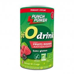 Boisson biodrink punch power antioxydant fruits rouges 500g