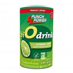 Image of Boisson biodrink punch power antioxydant citron vert 500g