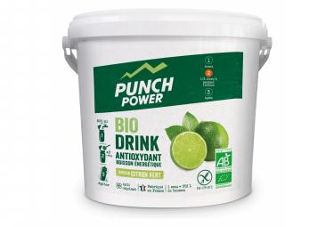 Boisson Biodrink Punch Power antioxydant citron vert – 3kg