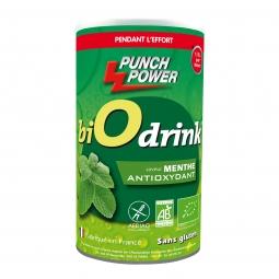 Boisson biodrink punch power antioxydant menthe 500g