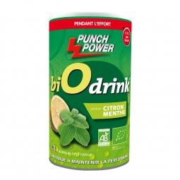 Boisson biodrink punch power citron menthe 500g