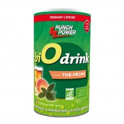 Boisson biodrink punch power the peche 500g