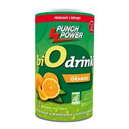 Boisson biodrink punch power orange 500g