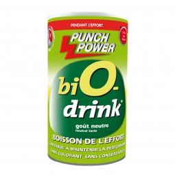 Boisson biodrink punch power neutre 500g