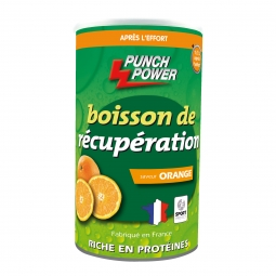 Boisson de recuperation punch power orange 400g