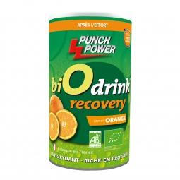 Boisson biodrink punch power orange 400g