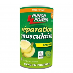 Réparation musculaire Punch Power banane – 480g