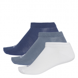 Fines socquettes adidas invisibles Performance (lot de 3 paires)