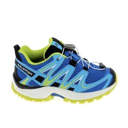 Chaussure de running salomon xa pro 3d c bleu blanc 28