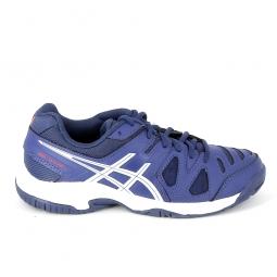 Chaussure de tennis asics gel game k bleu 36