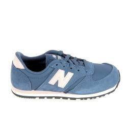 Image of Basket mode sneaker new balance 420 c bleu rose 31