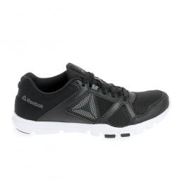 Chaussure de runningbasket mode sneakers reebok yourflex train 10 noir blanc 41