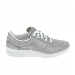 Basket mode, SneakerBasket -mode - Sneakers TBS Brandy Gris Metal