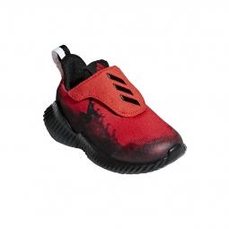 Chaussures junior adidas marvel spider man fortarun 26