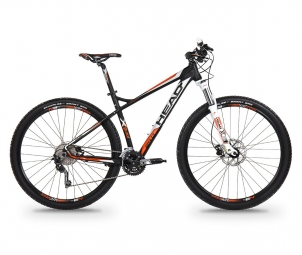 VTT Semi-Rigide HEAD Bike X-Rubi II 27,5 Shimano Deore 3x10V Orange