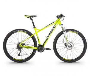 VTT Semi-Rigide HEAD Bike X-Rubi I 27,5 Shimano Altus 3x9V Jaune