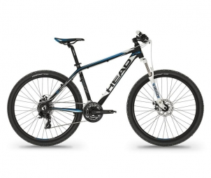 VTT Semi-Rigide HEAD Bike Troy I 27,5 Shimano TX800 3x8V Bleu