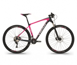 VTT Semi-Rigide Femme HEAD Bike Trenton Lady 29 Shimano SLX 2x11V Rose