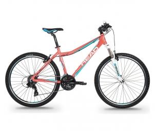 Vtt semi rigide femme head bike tacoma i 26 shimano tx800 3x8 peche s 153 165 cm