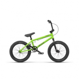 Bmx freestyle radio bike dice 16 neon green2019
