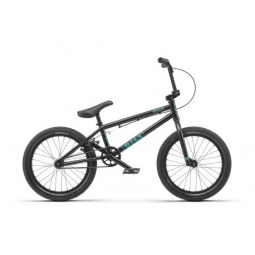 Bmx freestyle radio bike dice 18 matt black 2019