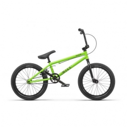 Bmx freestyle radio bike dice 18 neon green 2019