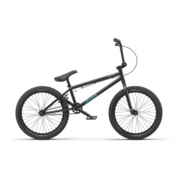 Bmx freestyle radio bike dice 20 matt black 2019