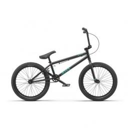 Bmx freestyle radio bike dice 20 matt black 2019