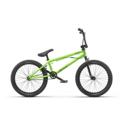 Bmx freestyle radio bike dice fs 20 neon green 2019