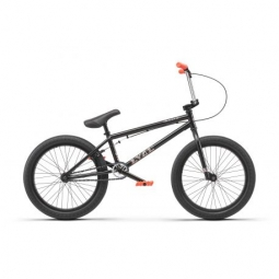 Bmx freestyle radio bike evol 20 matt black 2019