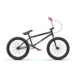 Bmx freestyle radio bike evol 20 matt black 2019