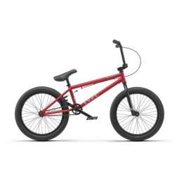 Bmx freestyle radio bike evol 20 matt metallic red 2019