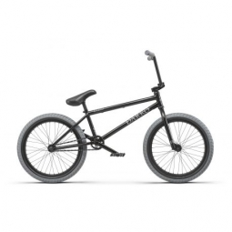Bmx freestyle radio bike darko 21 matt black 2019