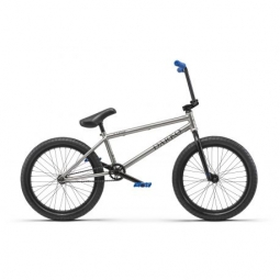 Bmx freestyle radio bike darko 21 silver 2019