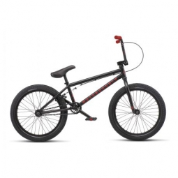 Bmx freestyle wethepeople nova 20 matt black 2019