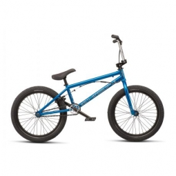 Bmx freestyle wethepeople curse fs 20 matt matt metallic blue 2019