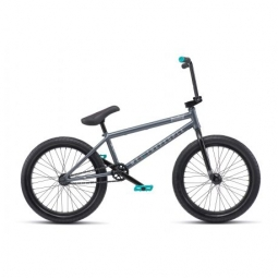 Bmx freestyle wethepeople justice 20 75 metallic grey 2019