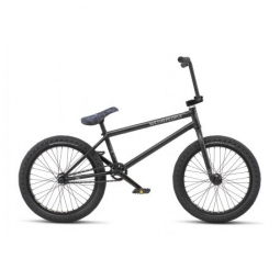 Bmx freestyle wethepeople crysis 20 5 matt black 2019
