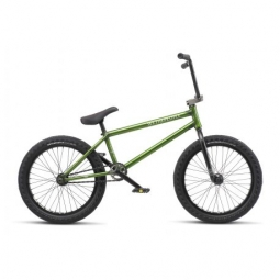 Bmx freestyle wethepeople crysis 21 trans olive 2019