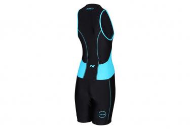 Zone3 Activate Women's Tri-suit Black Blue