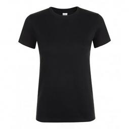 T-Shirt femme col rond Regent-vert prairie-XL