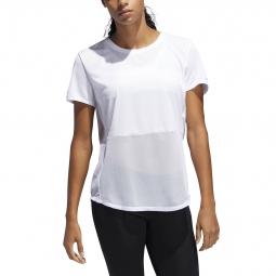 T-shirt femme adidas Own the Run Summer